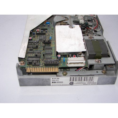 "HP JU-475-2EAF 1.2 MB 5.25"" Internal Floppy Disk Drive"