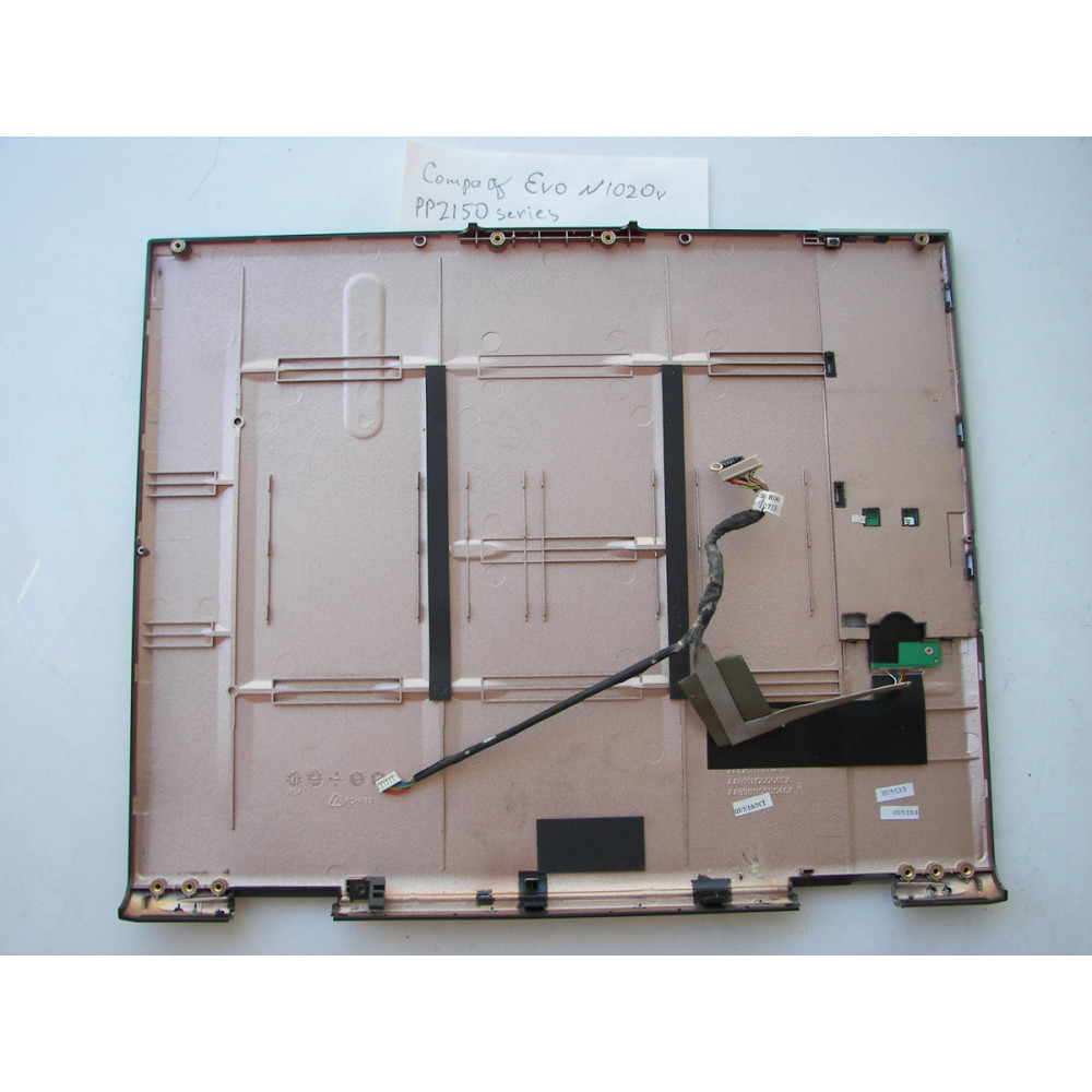 Hp Compaq Evo N1020v Pp2150 Laptop Screen Hinge Covers With Lcd Back