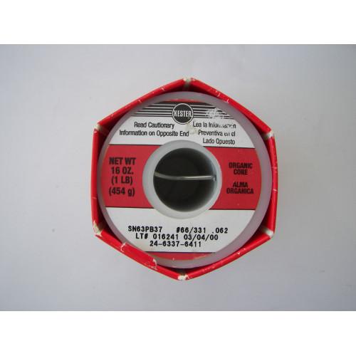 Kester SN63PB37 Wire Solder