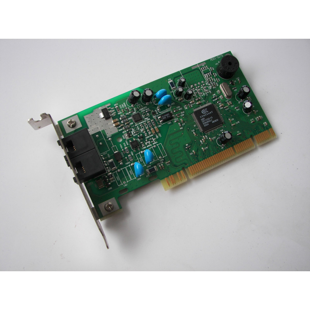 DRIVERS FOR CONEXANT RD01-D270 MODEM