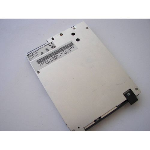 Mitsumi D353F3 1.44MB 3.5-Inch Notebook Floppy Drive