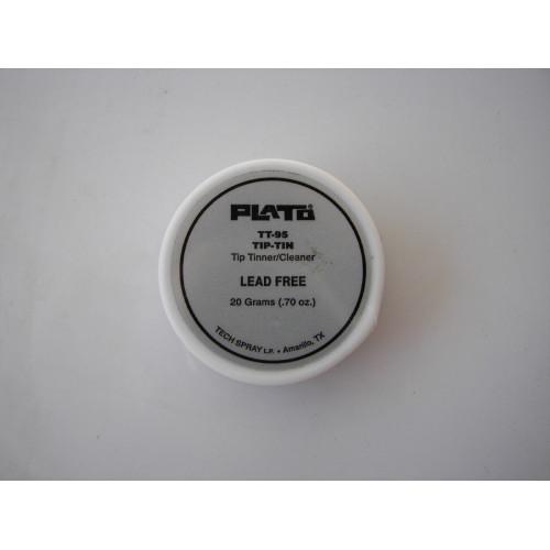 Plato TT-95 Lead Free Solder Tip Tinner Cleaner