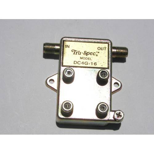 PICO MACOM TRU SPEC DC4G-16 Multi-Tap 16 dB Directional Coupler