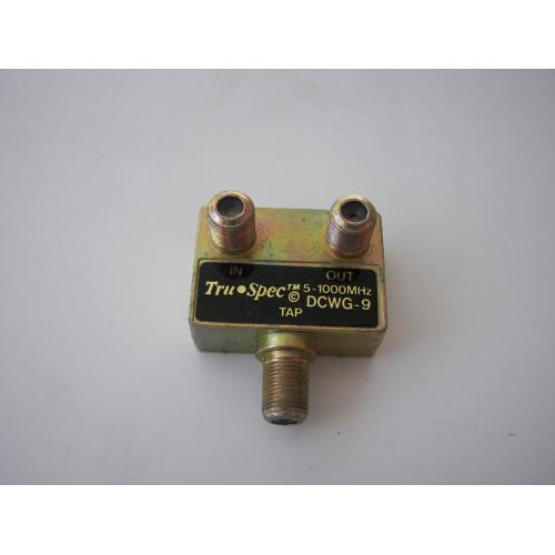 Tru-Spec DCWG-9 TAP Splitter 16 dB 1 GHz