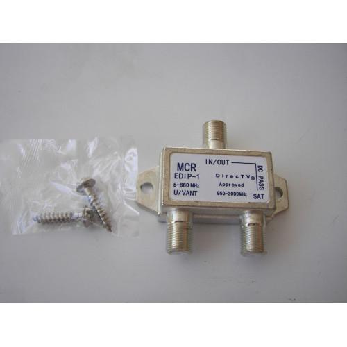 MCR-EDIP-1 DirecTV Splitter Antenna Signal 950-3000MHz