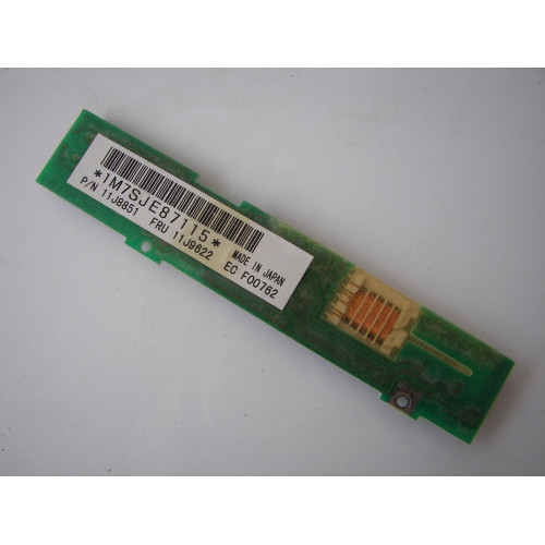 Hitachi INVC438 LCD Inverter PN11J8851 FRU 11J9622