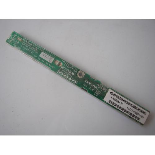 Toshiba Tamura HBL-0291 G71C00011121 E-P1-50155 CCFL LCD Inverter
