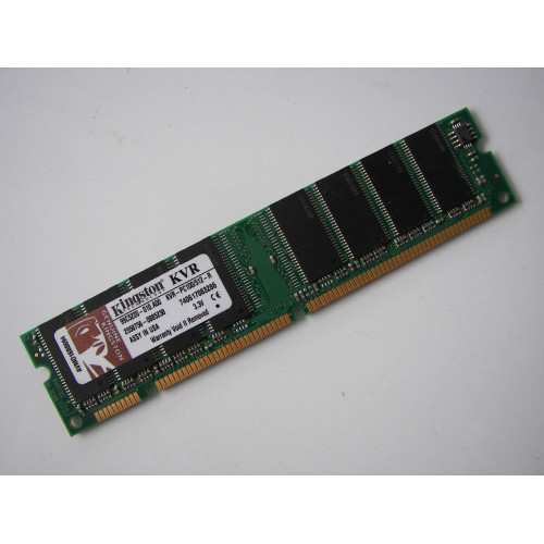 Kingston ValueRAM KVR-PC100/512-R  512 MB PC100 SDRAM Memory Upgrade For Desktop Computers