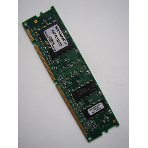 Kingston ValueRAM 128 MB 133MHz SDRAM DIMM Desktop Memory (KVR-PC133/128)