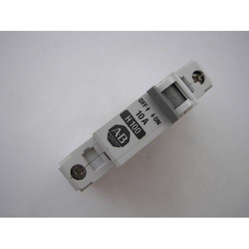 Allen Bradley 1492-CB1 H100 10A Circuit Breaker