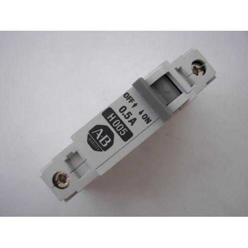 Allen Bradley 1492-CB1 H005 0.5A Circuit Breaker