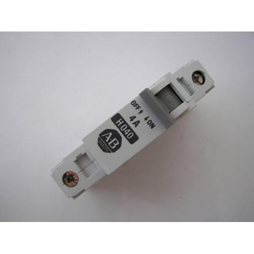 Allen Bradley 1492-CB1 H040 4A Circuit Breaker
