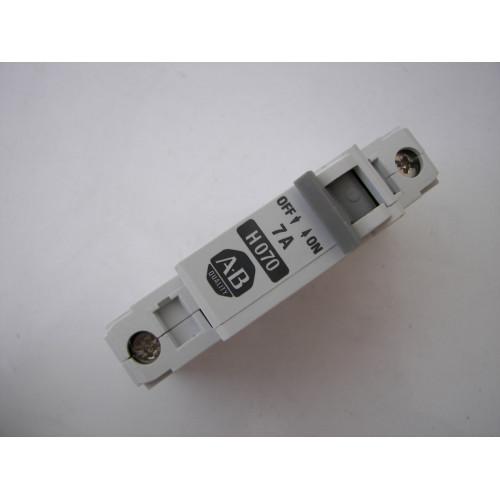 Allen Bradley 1492-CB1 H070 7A Circuit Breaker
