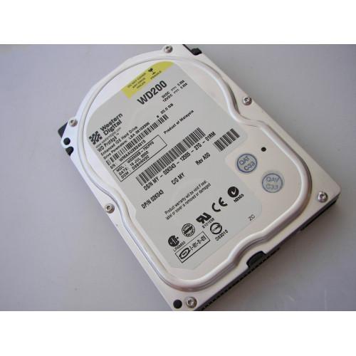 20GB Western Digital WD WD200EB-75CPF0 5400RPM IDE 3.5 Hard Drive