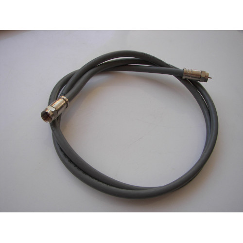 Generic Coaxial Cable 6ft with F-Male Connectors